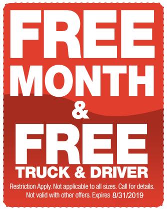 free truck